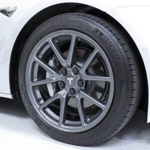 """Tesla model 3, 18"""" fælge"""