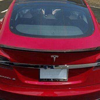 Tesla model-s-hækspoiler