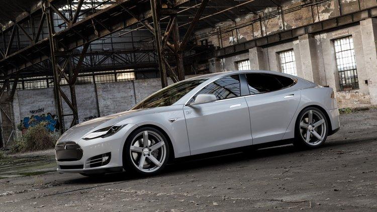 """Tesla Alufælge - DOTZ CP5 20"""""""