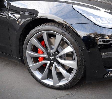 """Tesla model 3, 19"""" fælge"""