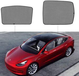 Solskærm-glastag-sæt-tesla-model-3