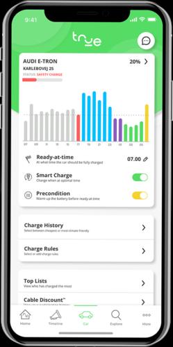 true energy app