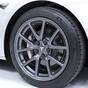 Tesla Model 3 wheel caps kit