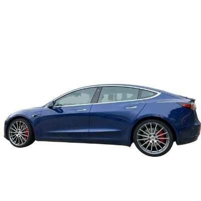 "20"" AEZ Steam graphite fælge - Tesla Model 3 (3)"