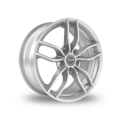 ProLine ZX100 Arctic Silver 20_ fælge - Tesla Model 3
