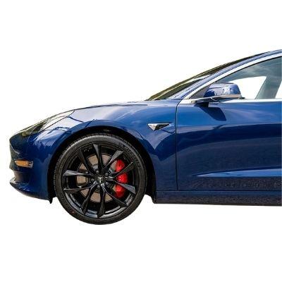 Rial Lucca Diamond Black 20_ fælge - Tesla Model 3 (2)