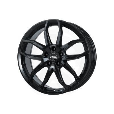 Rial Lucca Diamond Black 20_ fælge - Tesla Model 3